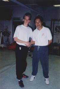 Rickard Ankarsund, Ted Wong 1999